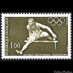 1972 XXèmes Jeux Olympiques Munich