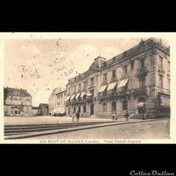 Carte Postale (40) Mont de Marsan