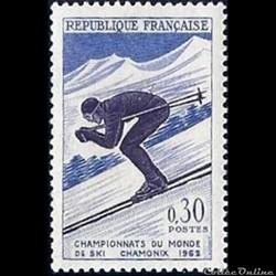 1962 Championnats du monde de ski Chamonix
