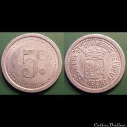 p- MN Elbeuf 5 C 1921 V. Gadoury-R. Elie 1.1