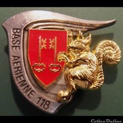 Insigne Armée de l'Air Mont de Marsan