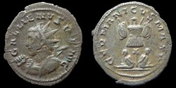 Gallien - GERMANICVS MAX V (258)