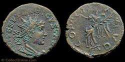 Tétricus II - COMES AVG