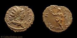 Tétricus II - PAX AVG (RIC 248)