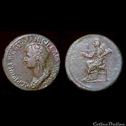 Dupondius d'Agrippine II