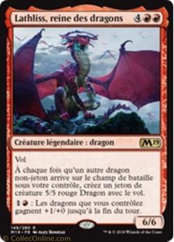 Lathliss, reine des dragons
