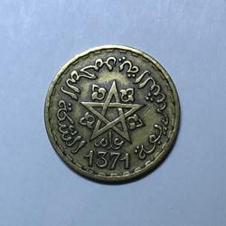 10 francs Mohammed V