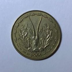 10 Francs - Tête de gazelle