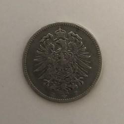 1 Mark - 1881