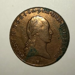 3 kreuzer - 1799