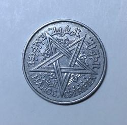 2 franc Mohammed V