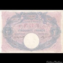 F.14.16. Alph.Y.2611 n°101 (18-10-1904 27 Ex )
