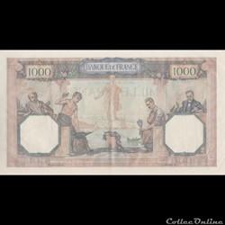 billet france banque de xxe f 37 07 21 avril 1932 sup