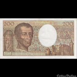 billet france banque de xxe f 70 12b 1992 b 122 n 214816 ttb