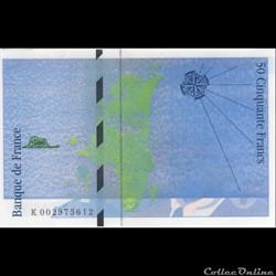 F.72.01b ( K. n°002975612 )Fauté 1992
