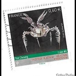 Yee Cheung crabe Hong Kong Chine France