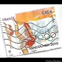 Evènement - JO 2010 Vancouver
