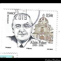 Personnages célèbres - Alain Poher