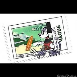 Mickey et la France - nouvelle vague