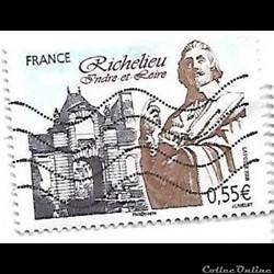 Personnages célèbres - Richelieu