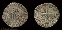 "Charles VIII ""l'Affable""- Karolus ou Diz..."