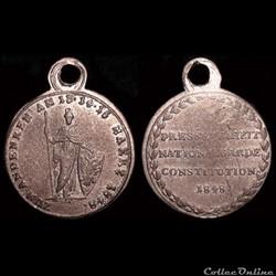 1848 - Séries étrangères (Autriche)