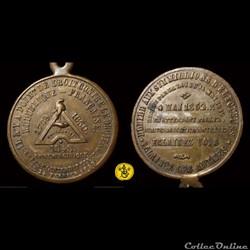 31 Mai 1850 - Loi du Suffrage restreint