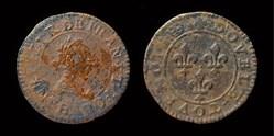 Henri III - Double Tournois
