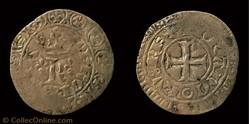 Henri VI de Lancastre - Blanc aux écus