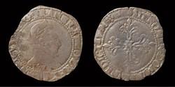 Henri III - Franc au col plat