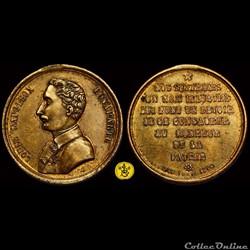 1er au 10 Décembre 1848 - Candidature à la Présidence (Lyon)