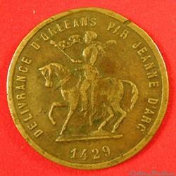 Médaille Jeton