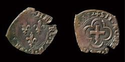 Henri II - Double Tournois à la Croisett...