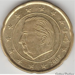 20 cents 2007