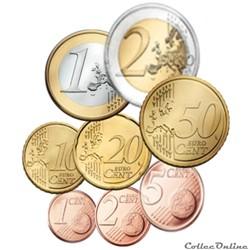 Euros Italie