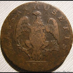 1788 Cent - Massachusetts - Post-1776 Coin (ex.2)
