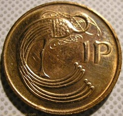 1 Penny 1988