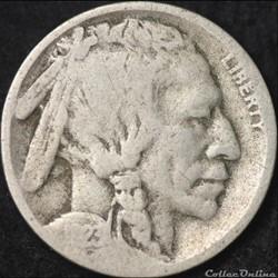 1923 San Francisco 5 Cents