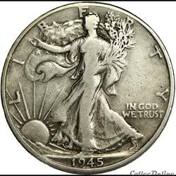 1945 Denver Half $