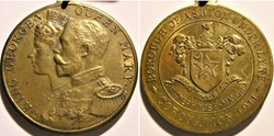 George V & Mary - 1911 Coronation Medal ...