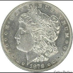 1878 San Francisco Dollar