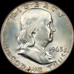 Half $ Franklin (1948-1963)