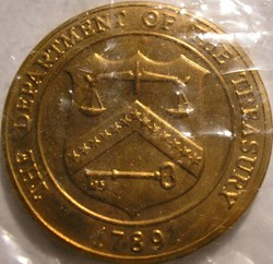 Department of the Treasury - Denver Mint...