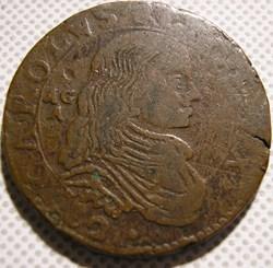 1682 Royaume de Naples 1 Grano - Carlos ...