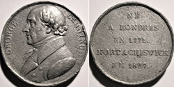 George Canning - Homage Medal 1771-1827 ...