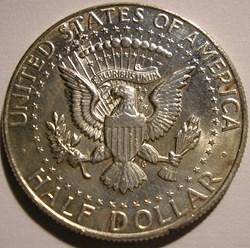 1964 Half Dollar (ex.2)
