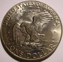 1977 Denver Dollar (ex.2)