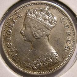 Victoria - 10 Cents 1899 - Hong-Kong