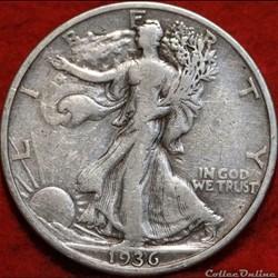 1936 San Francisco Half $
