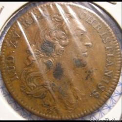 Louis XV - Colonies françaises de l'Amérique, Canada 1753 - Jeton